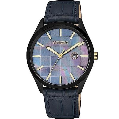 CITIZEN 光動能 Hebe限量簽名腕錶(EW2458-15N)
