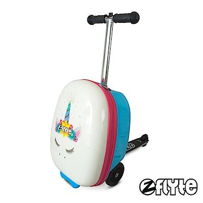 ZINC FLYTE - 18吋多功能滑板車行李箱 - 克洛伊獨角獸