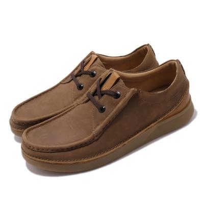 Clarks 休閒鞋 Oakland Seam 男鞋