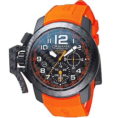 GRAHAM格林漢Superlight Carbon腕錶-2CCBK.O01A.K127K