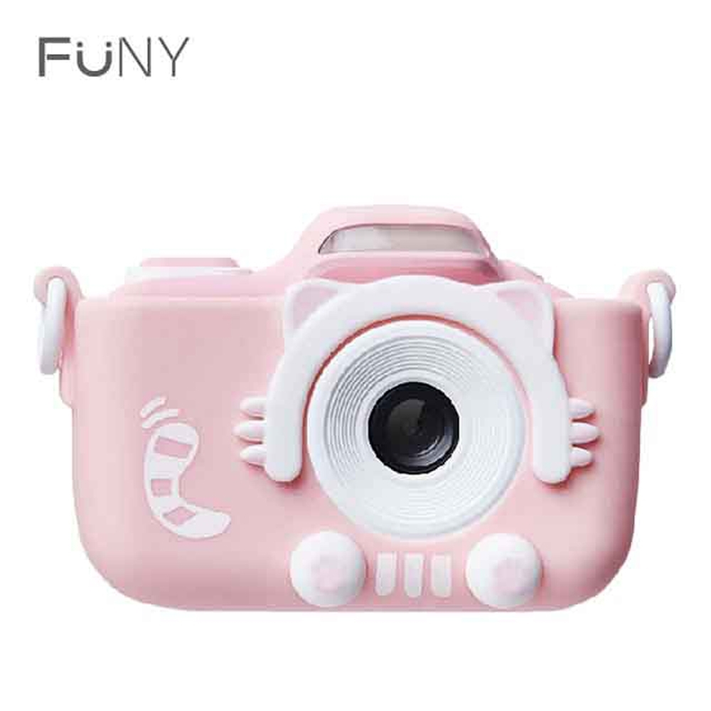 【富佳泰代理】FUNY Kids 第二代童趣數位相機(不含記憶卡)