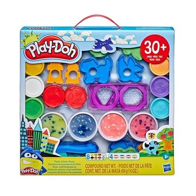 PlayDoh 培樂多 - 小小工具 12色黏土組