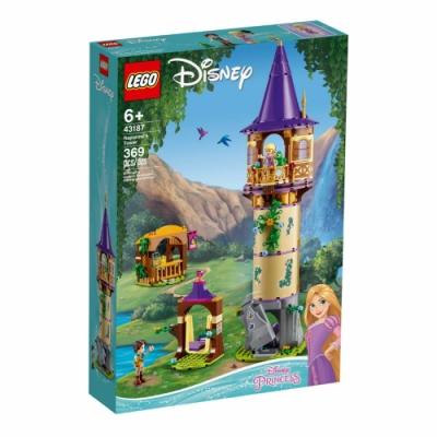 樂高LEGO 迪士尼公主系列 - LT43187 樂佩公主的高塔