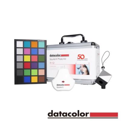 Datacolor SpyderX Photo Kit 螢幕校色器-攝影套組