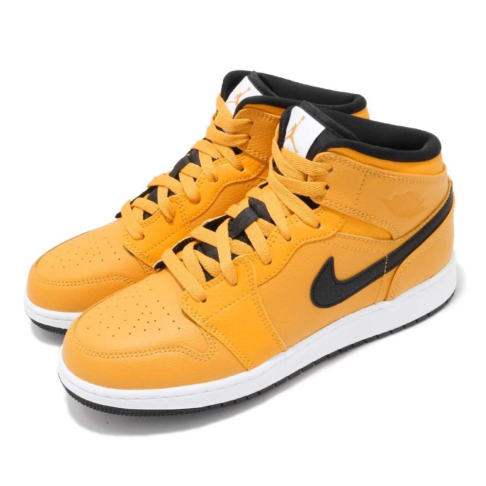 Nike Air Jordan 1 BG 女鞋 @ Y!購物
