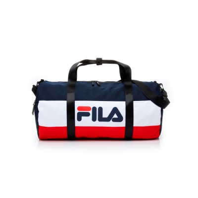 FILA 大型手提包-紅藍白 BMT-5001-RD