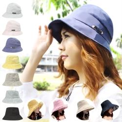 [限時搶](買一送一)Incare時尚防曬遮陽帽(多款可選)
