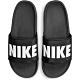 NIKE 拖鞋 運動 男鞋 黑 BQ4639012 OFFCOURT SLIDE product thumbnail 1