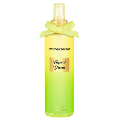 WOMEN SECRET Tropical Dream 夏日戀曲香氛身體噴霧 250ml