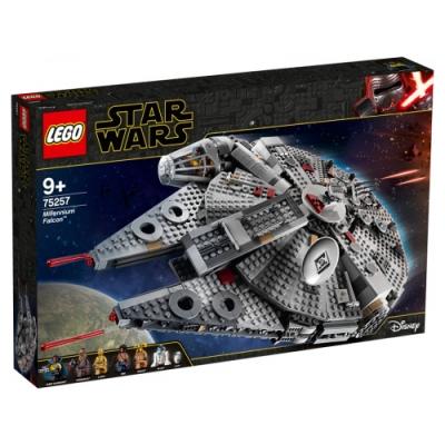 樂高LEGO 星際大戰系列 - LT75257 千年鷹