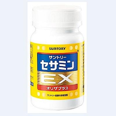 SUNTORY三得利 芝麻明EX(30日份/90錠) @ Y!購物