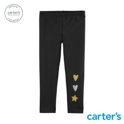 【Carter s】黑色內搭褲(2T-5T) (台灣總代理)