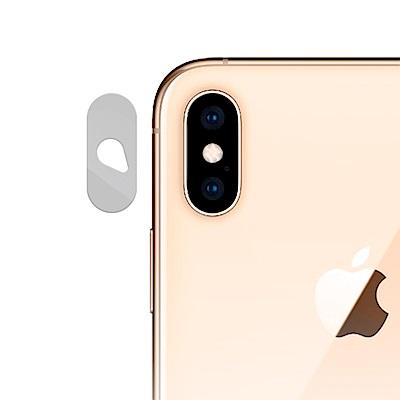 Metal-Slim Apple iPhone Xs Max 鏡頭玻璃保護貼  兩入裝