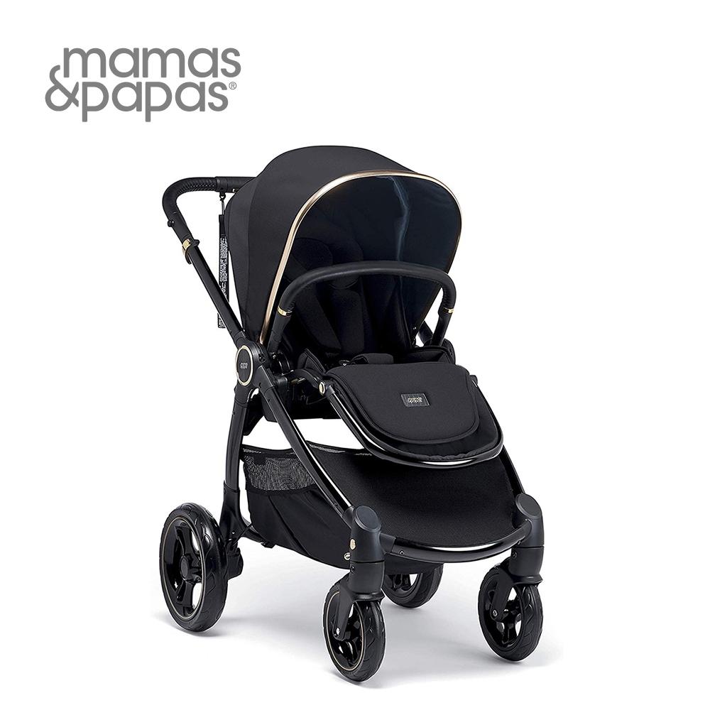 【Mamas & Papas】Ocarro 雙向手推車_黑鑽石(W2)