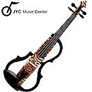 JYC高階SV-150虎背紋靜音提琴(雙輸出/三段EQ) 限量!!