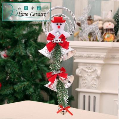 Time Leisure 裝飾風鈴/聖誕佈置掛飾 (雪人耶誕)