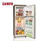 【福利品】SAMPO聲寶 140L 1級定頻2門電冰箱 SR-C14Q(Y9) 晶鑽金 product thumbnail 1