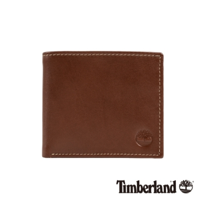 Timberland 男款古銅色翻折羊皮皮夾 A1DTM