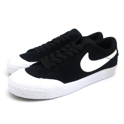 NIKE SB BLAZER ZOOM LOW XT 男滑板鞋 黑