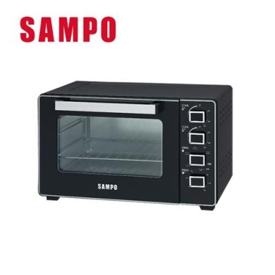 (快速到貨) SAMPO 聲寶 - 32L雙溫控旋風烤箱 KZ-XK32F