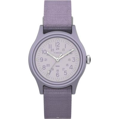 TIMEX 天美時 MK1 潮流軍錶- 紫/29mm