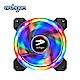 Archgon RGBSF02 Blaze PWM RGB電競風扇-彩虹燈 product thumbnail 1