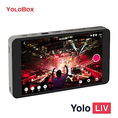 Yolo Box 4G Encoder 掌上直播間 LIV Create Smart