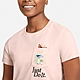NIKE NSW TEE REG SS PKT NATURE 女 短袖上衣-粉紅-DD1463805 product thumbnail 1