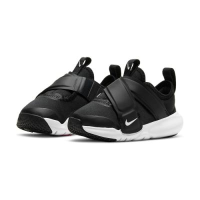 NIKE 運動鞋 包覆 魔鬼氈 小童 童鞋 兒童 黑 CZ0188002 FLEX ADVANCE TD