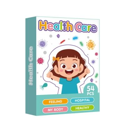 【Godmom】健康卡片Health Care