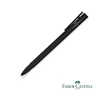 Faber-Castell SLIM NEO 極致霧黑 鋼珠筆