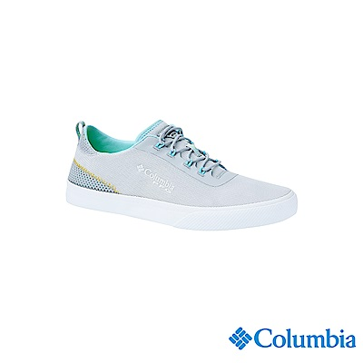 Columbia 哥倫比亞 女款-輕量抗污休閒鞋-灰色 UBL46290GY