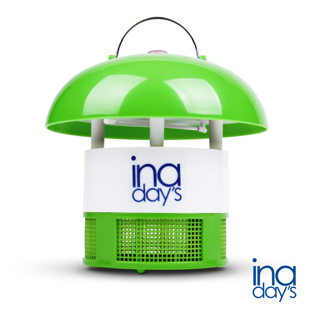 inadays 捕蚊達人-光觸媒捕蚊燈展示機-GR-01