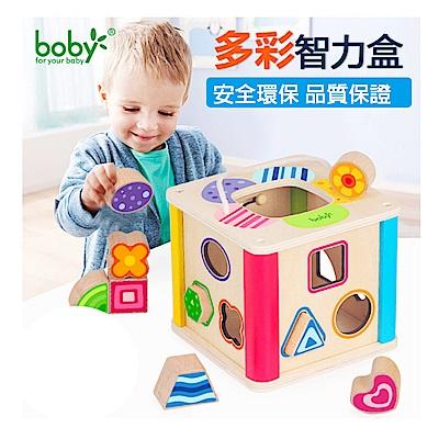 Boby 木製早教兒童智慧盒(12m+)