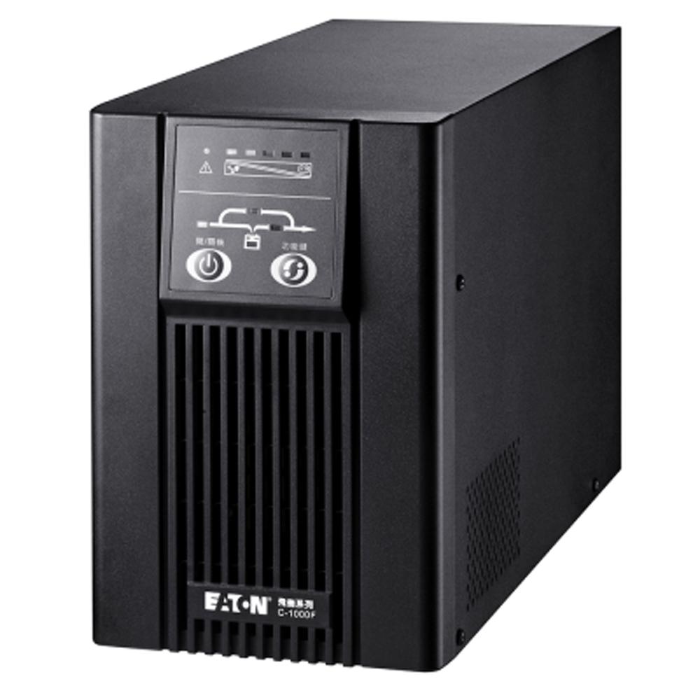 [時時樂限定] 伊頓Eaton 在線式UPS飛瑞系列不斷電系統 C-1000F