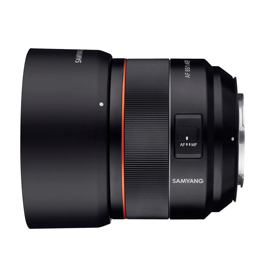 SAMYANG 85mm F1.4 AF FOR CANON 全幅 自動對焦(公司貨)