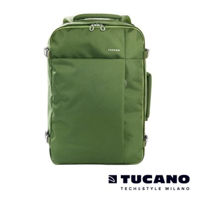 TUCANO TUGO 超大容量旅行登機後背包(L) 綠
