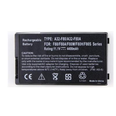 ASUS X80L電池 ASUS F80 F80S F80Q ASUS F80L電池