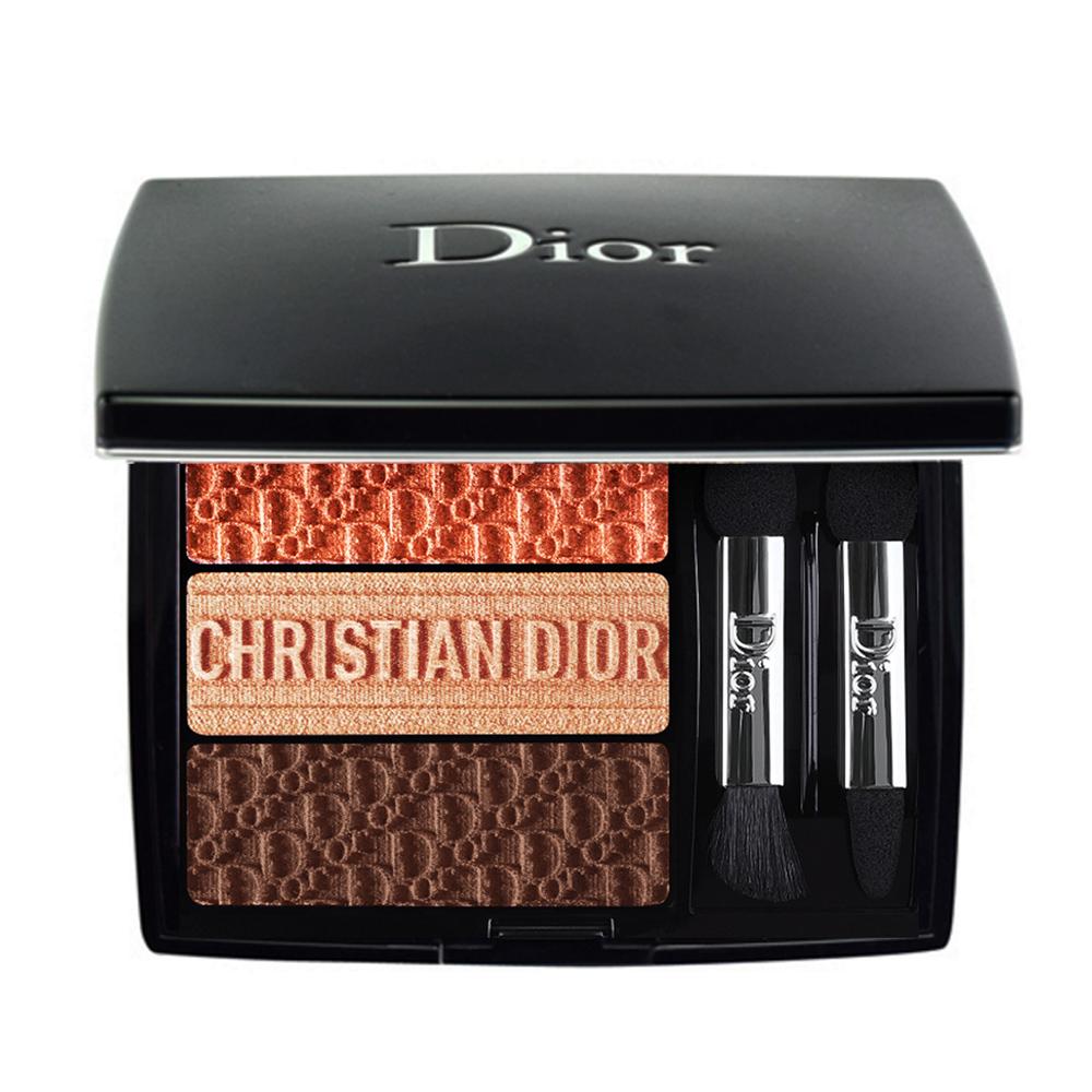 Dior迪奧 訂製三色眼影盤3.3g 國際限定版