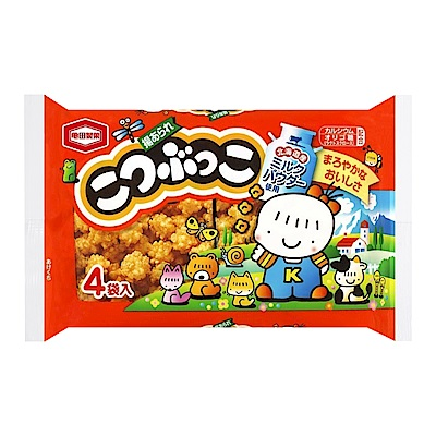 龜田製果 北海道牛奶米果(110g)
