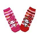 日本製美樂蒂直版襪(2雙組)  k51210 魔法Baby