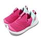 New Balance 休閒鞋 Step Wide 套腳 寬楦 童鞋 紐巴倫 輕便 舒適 易穿脫 小童 粉 藍 IOSTEPBRW product thumbnail 1