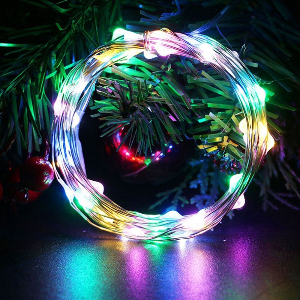三號電池LED閃耀常亮星星燈(2入)