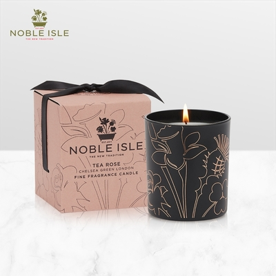 NOBLE ISLE 茶玫瑰香氛蠟燭 200g