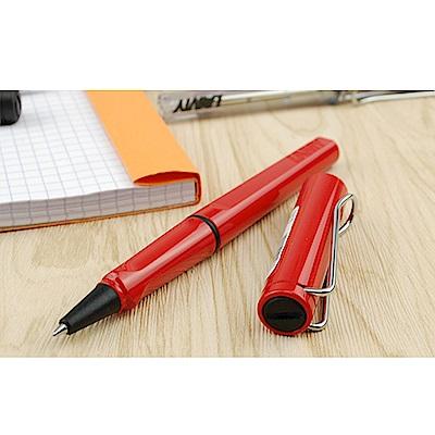 LAMY SAFAR I狩獵系列鋼珠筆 紅色316
