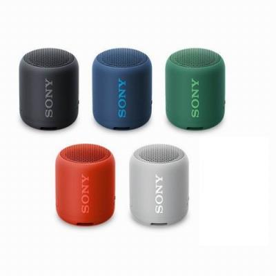 SONY可攜式無線防水藍牙喇叭SRS-XB12 送SONY原廠小禮