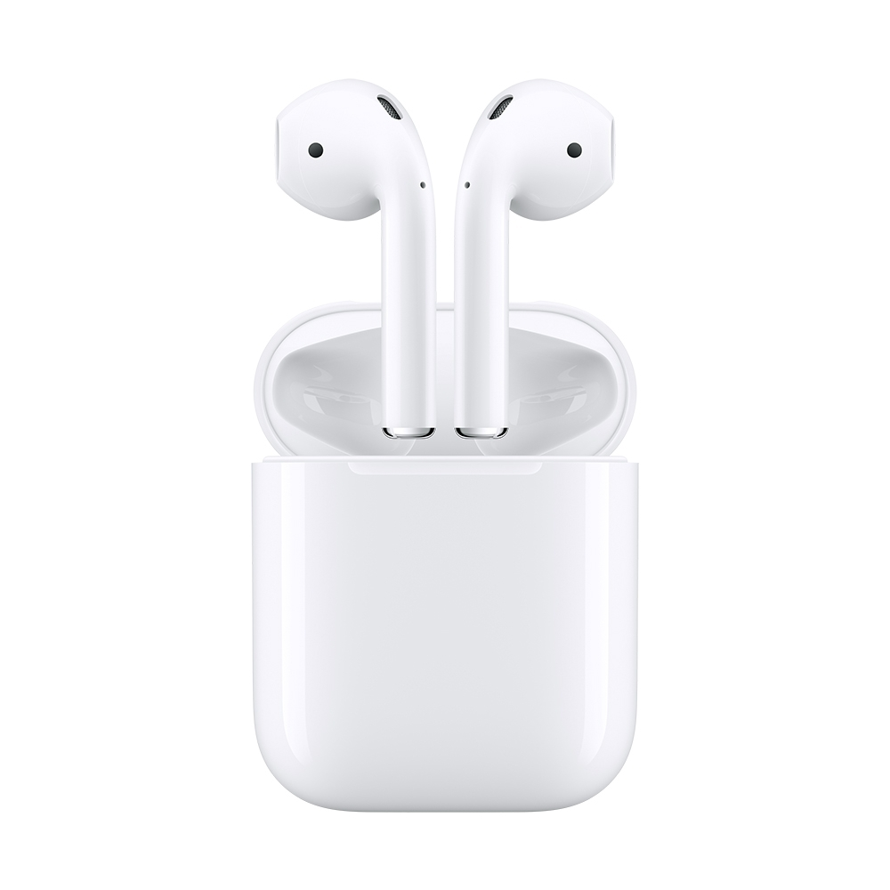 Apple AirPods 藍芽耳機(全新2019款搭配有線充電盒)