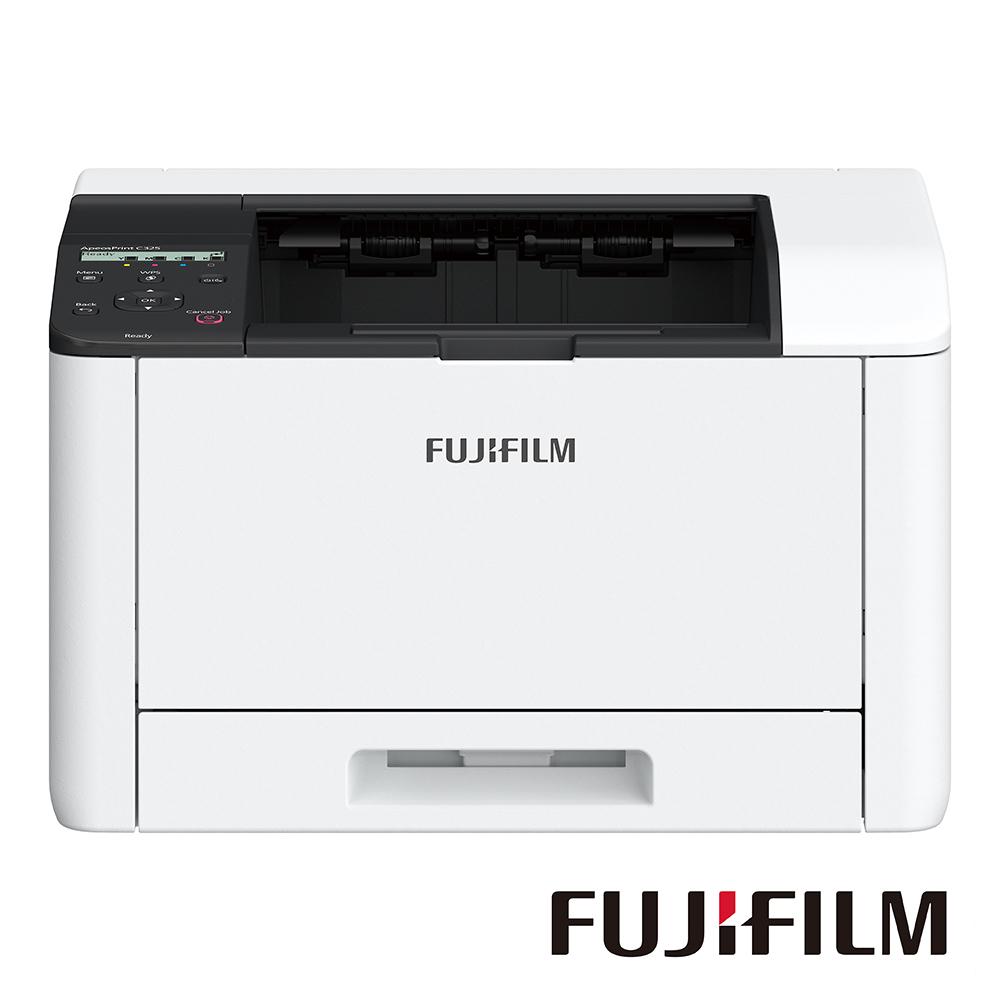 FUJIFILM Apeos Print C325dw 彩色雙面無線S-LED印表機