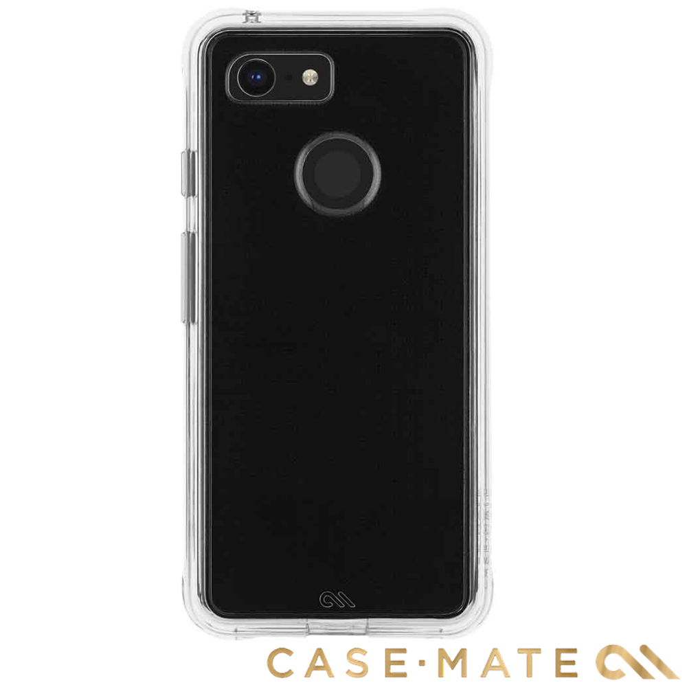 美國 Case-Mate Tough Clear Google Pixel 3 - 晶透