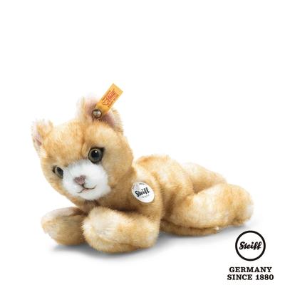 STEIFF德國金耳釦泰迪熊    Mimmi Kitten  咪咪小貓  (動物王國)